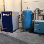 Nuovo compressore 30 kw Inverter