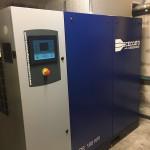 Nuovo compressore 75 kw Inverter