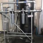 Nuova installaz. idraulica Filtri linea