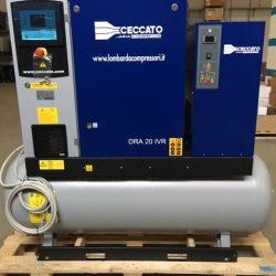 Compressore nuovo Ceccato DRA 20 IVR Inverter