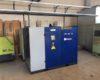 Compressore rotativo silenziato usato Ceccato DRE 150 – 110 kw