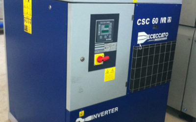 Compressore Ceccato CSC 60 HP Inverter