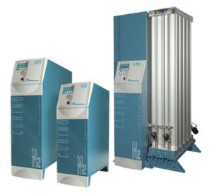 Generatori di azoto Claind per applicazioni industriali