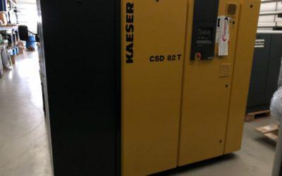Compressore usato Kaeser CSD 82 T - 45 kw con essiccatore
