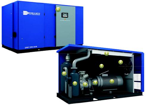 Compressori-a-Vite-DRF-180-420-componenti