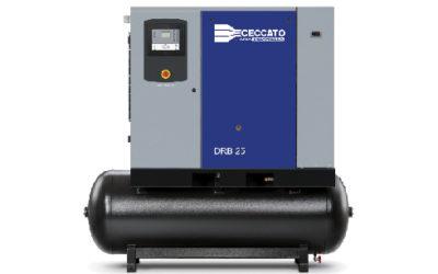 Compressori a vite DRB 20-34