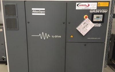 Compressore Atlas Copco GA 50 VSD